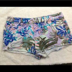 Victoria Secret boyfriend shorts